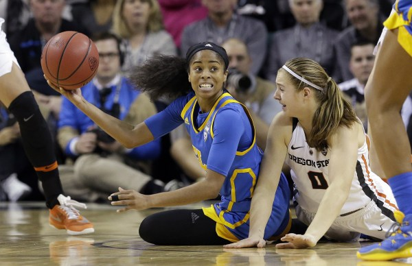 UCLA falls to Oregon State in Pac-12 women's basketball ...