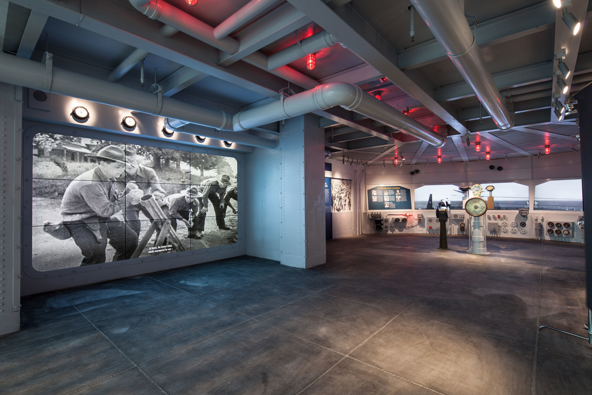 World War II Museum Captures All That Was Gained And Lost