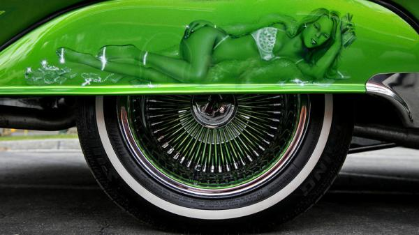The art of lowriding, born in L.A.'s Eastside, gets ...