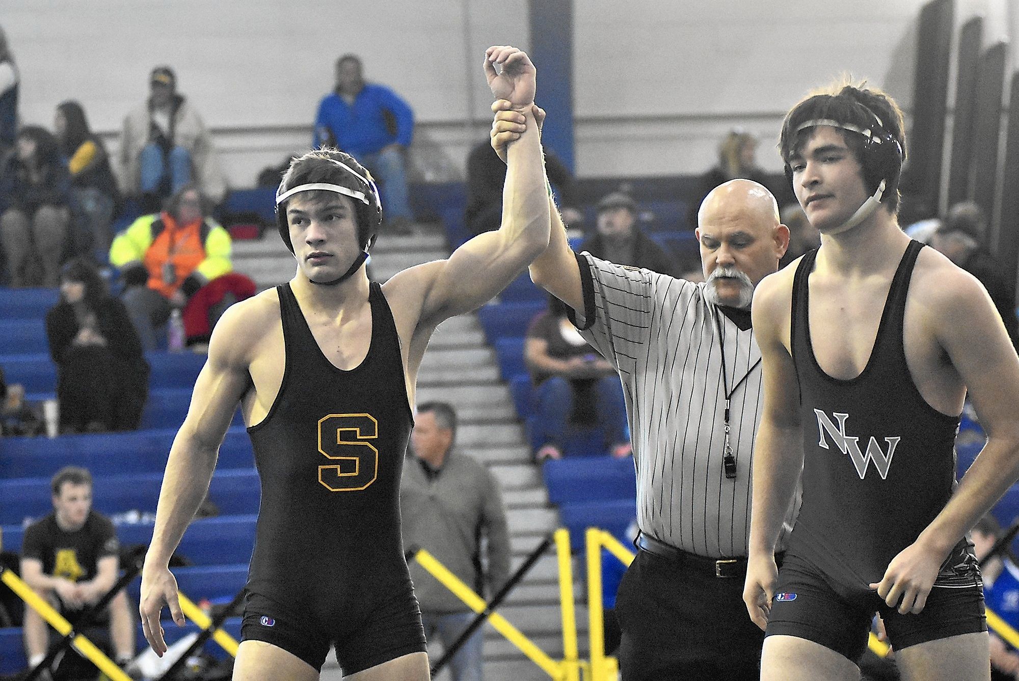 Stevenson Wrestler Dylan Geick I Am Not Alone As A Gay High School Athlete Lincolnshire Review
