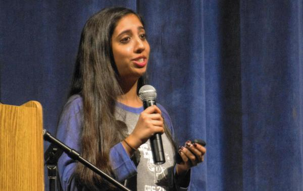 GHS Students Show Research Skills At STEMposium - Courant ...