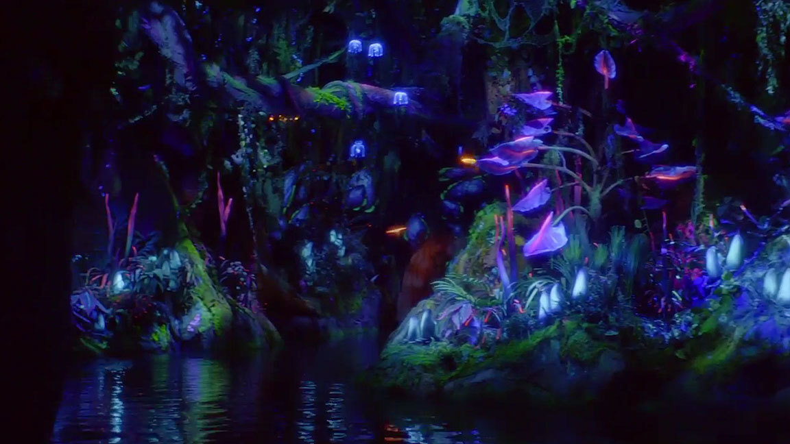 The Plants And Animals Of Pandora The World Of Avatar