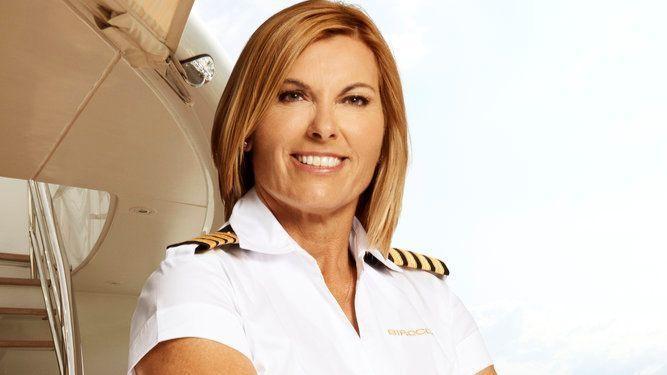Fort Lauderdale Captain Sandy Yawn On Board Bravos Below