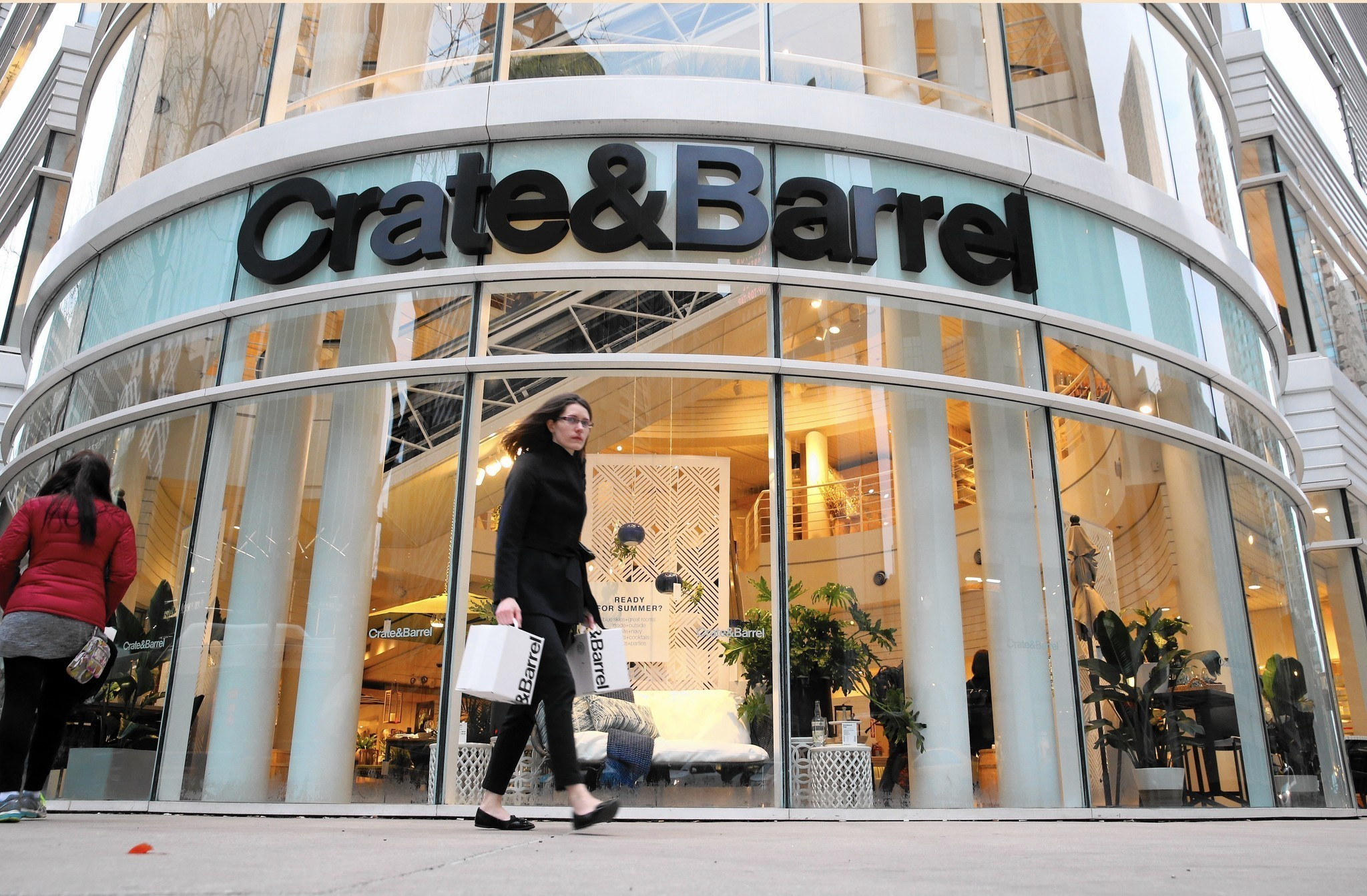 crate barrel names new ceo a month after previous one on crate and barrel id=28855