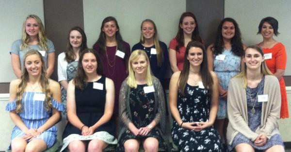 12 Harford high school juniors honored as young women ...