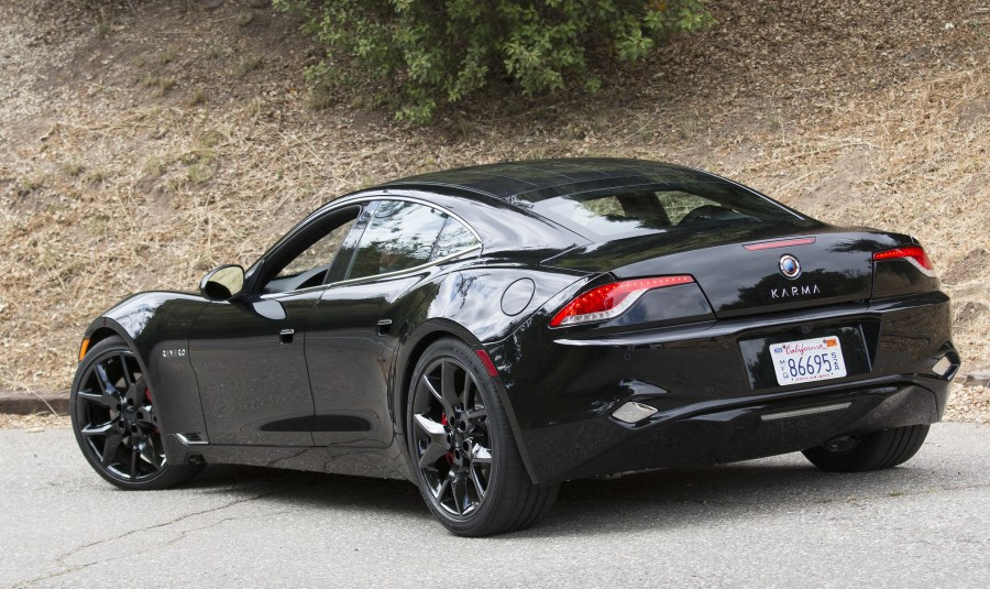 2018 Karma Revero is an  ultra luxury  hybrid The Karma Revero  pretty from any angle  used the same body design as the