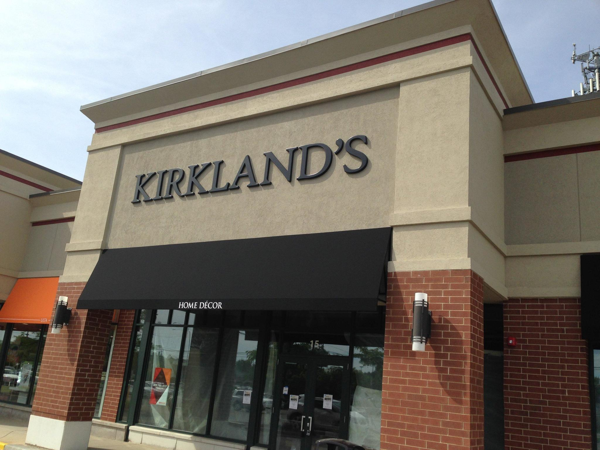 Home decor retailer Kirkland's planning new store in ... on Kirkland's Decor Home Accents id=34067
