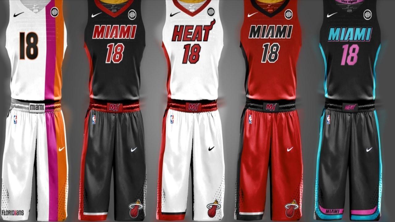 New Nba Christmas Uniforms