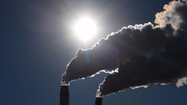 In leaking a federal climate change report, scientists ...