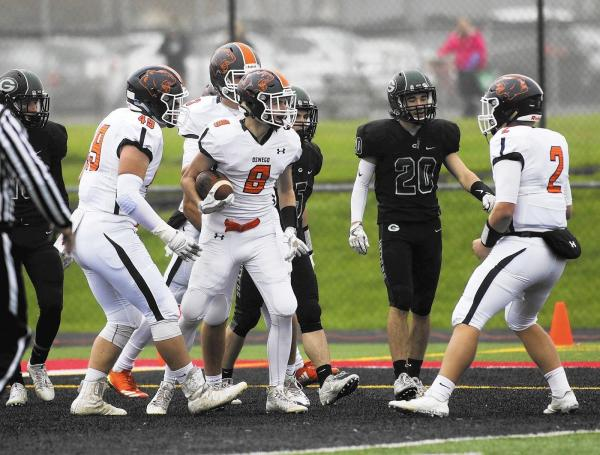 Levi's perfect fit: Olson finds Ben Graue to ignite Oswego ...