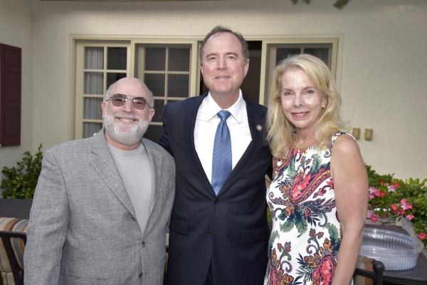 RSF resident Jamie Carr hosts reception for Congressman ...