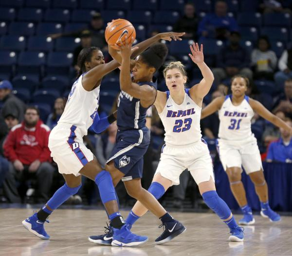 UConn Women Deliver Geno's 999th Career Win; Top DePaul ...