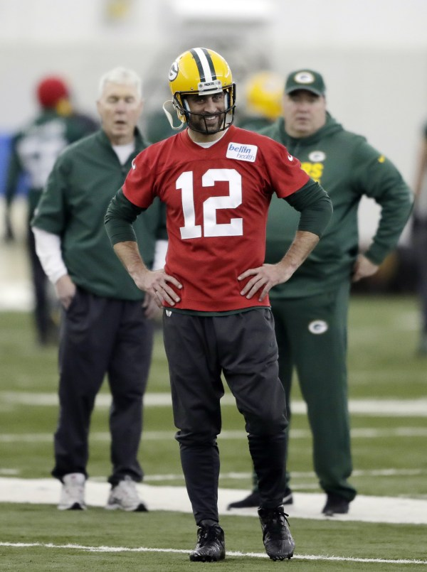 Why you need to start Aaron Rodgers in the fantasy ...