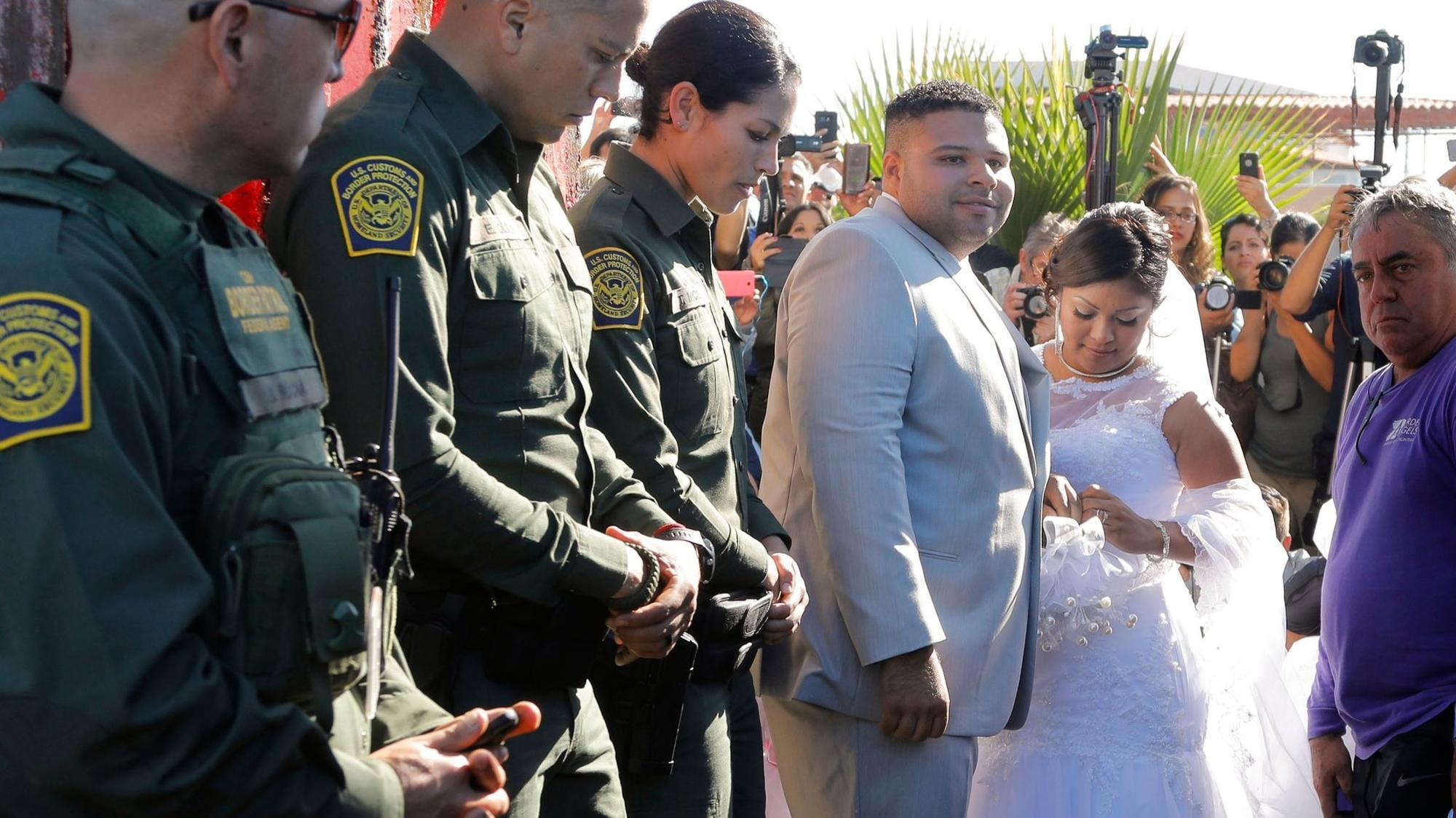 Border Groom Passes Federal Background Check Turns Out To