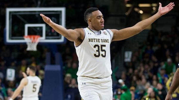 Notre Dame forward Bonzie Colson out 8 weeks with foot ...