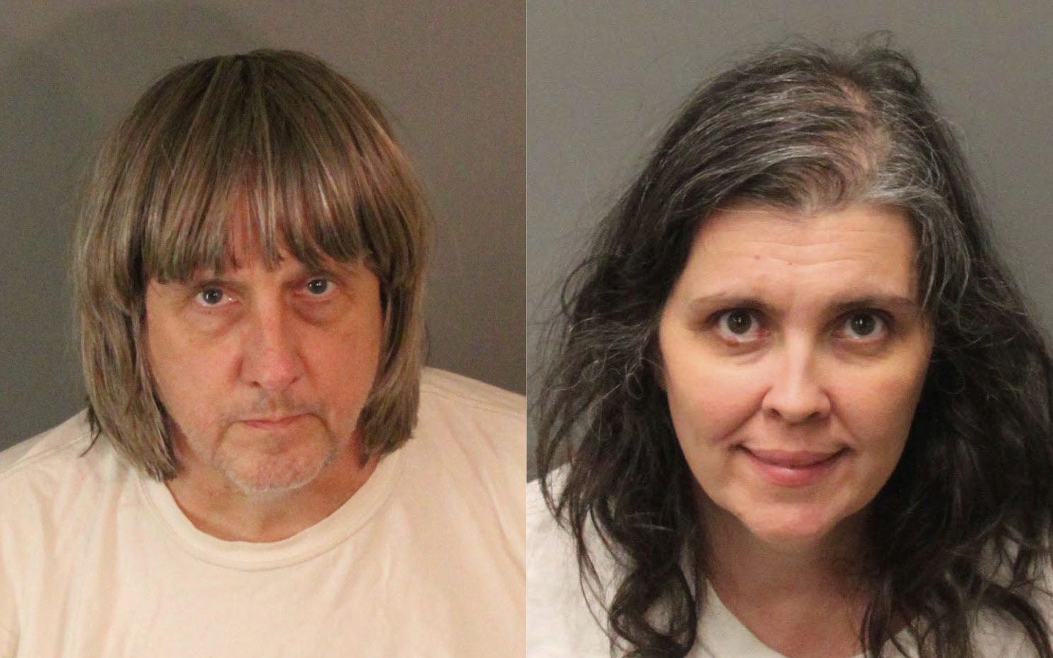 Before Police Rescued Their 13 Children California Couple