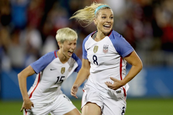 U.S. women's national team to face Mexico in April ...