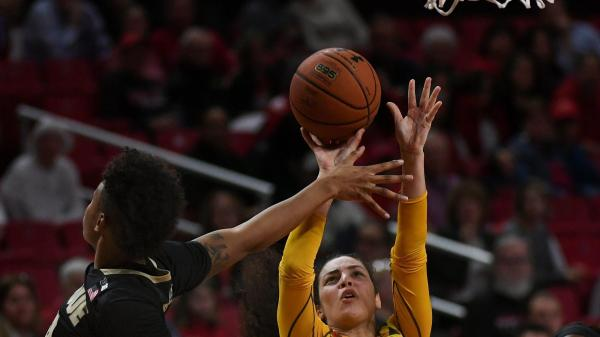 No. 10 Maryland women's basketball team stunned by Purdue ...