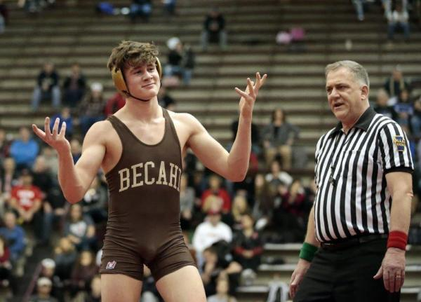 PIAA Class 3A wrestling update from Friday quarterfinals ...