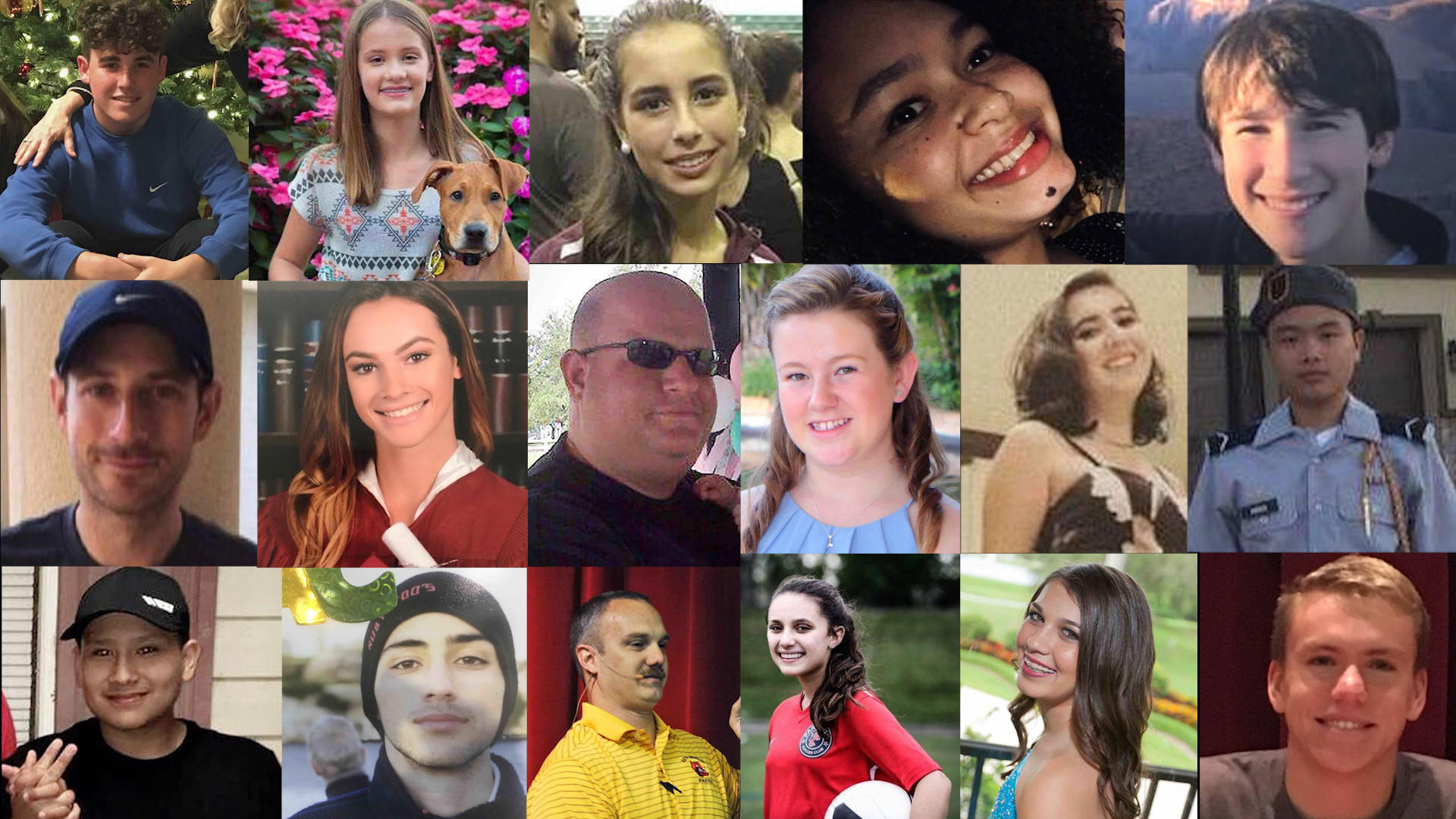 For Families Of Parkland Shooting Victims Awful Truth