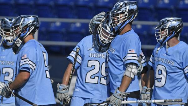 Preston: Inconsistency catches up with Hopkins lacrosse as ...