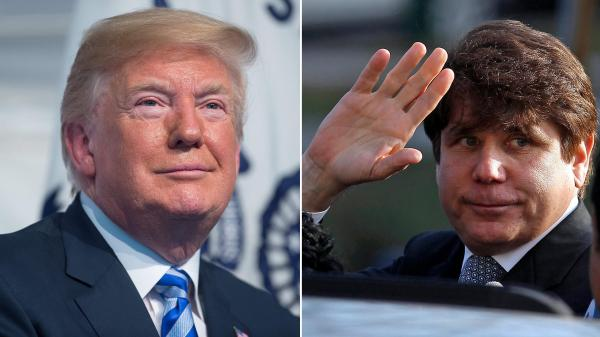 Trump, Blago and the cost of corruption - Chicago Tribune