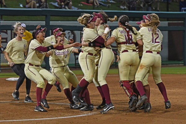 Florida State tops No. 1 seed Oregon in WCWS elimination ...