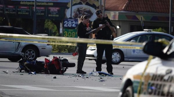 Motorcyclist dies in crash with SUV at Broward ...