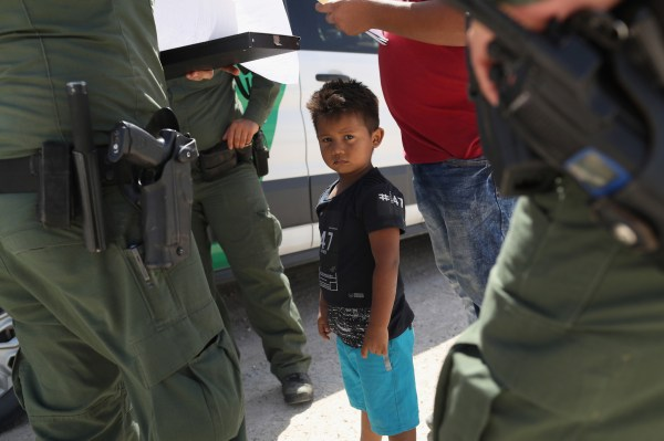 Fight intensifies over Trump's family separation policy ...