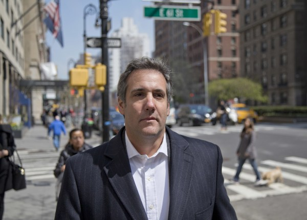 Michael Cohen, Trump's former lawyer, says he will put ...
