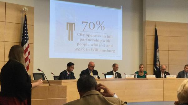 City Council discusses survey results, approves fire ...