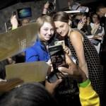 Divergent Stars Weigh In On Chicago Visit Chicago Tribune
