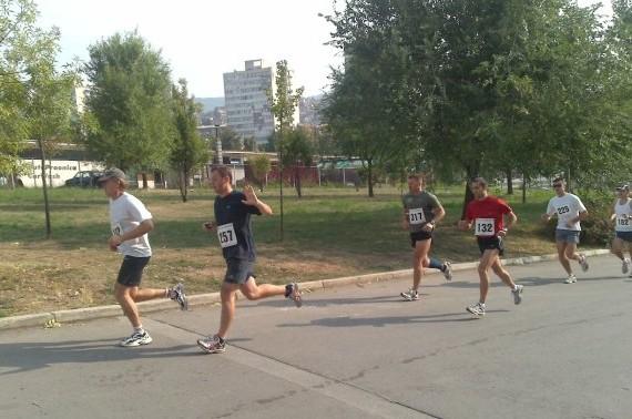 Sarajevski polumaraton, 2009. Foto: Dragoslav Jotanović