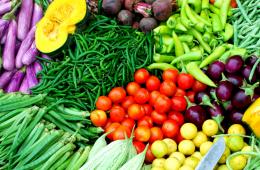 povrće i trčanje, povrce