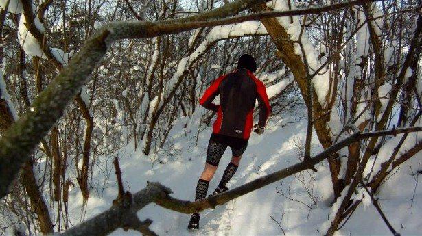 trcanje po zimi