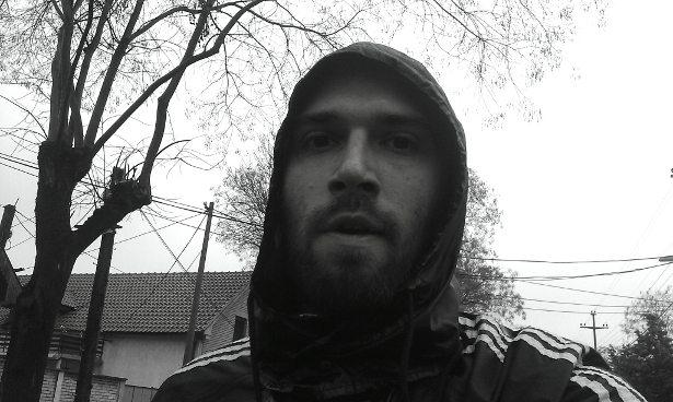 Autoportret sa skorašnjeg kišovitog treninga