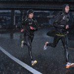 trčane po kiši