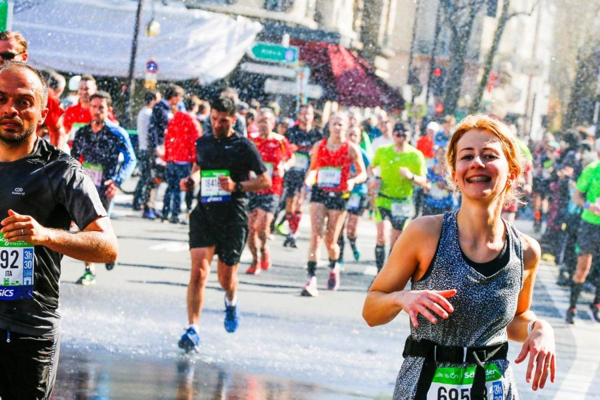 99% maratonaca u Parizu su rekreativci