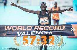 kibiwott kandie svetski rekord u polumaratonu
