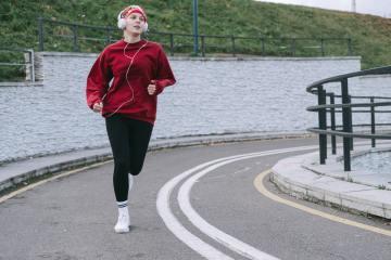 kako biti bolji u trčanju-min