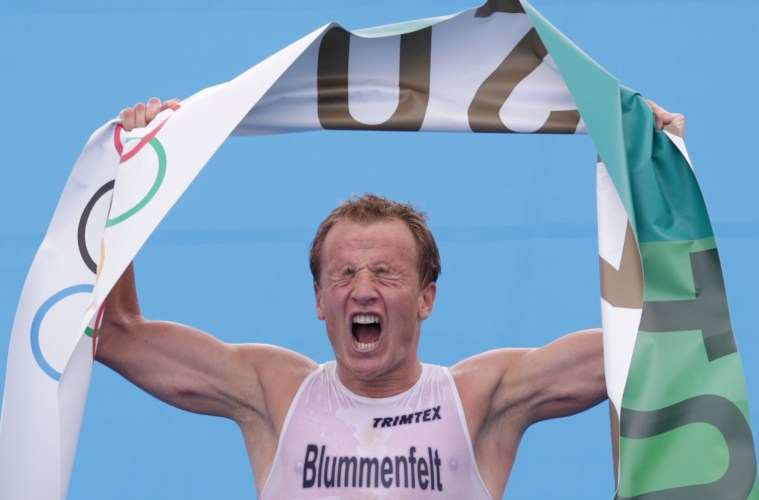 Triathlon - Men's Olympic Distance - Final