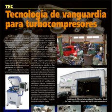 Reportaje de TRC en INFOMOTOR