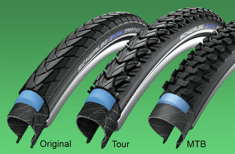 Schwalbe Marathon Plus Review TreadBikely