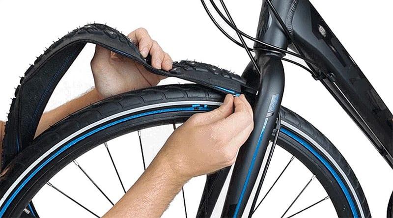 reTyre Zip On Tread System: Worthy of Your Bike? TreadBikely