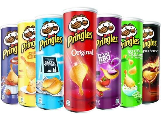 Image result for pringles collage