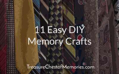 11 Easy DIY Memory Crafts