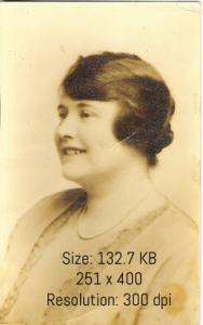 Hazel as a young girl optim