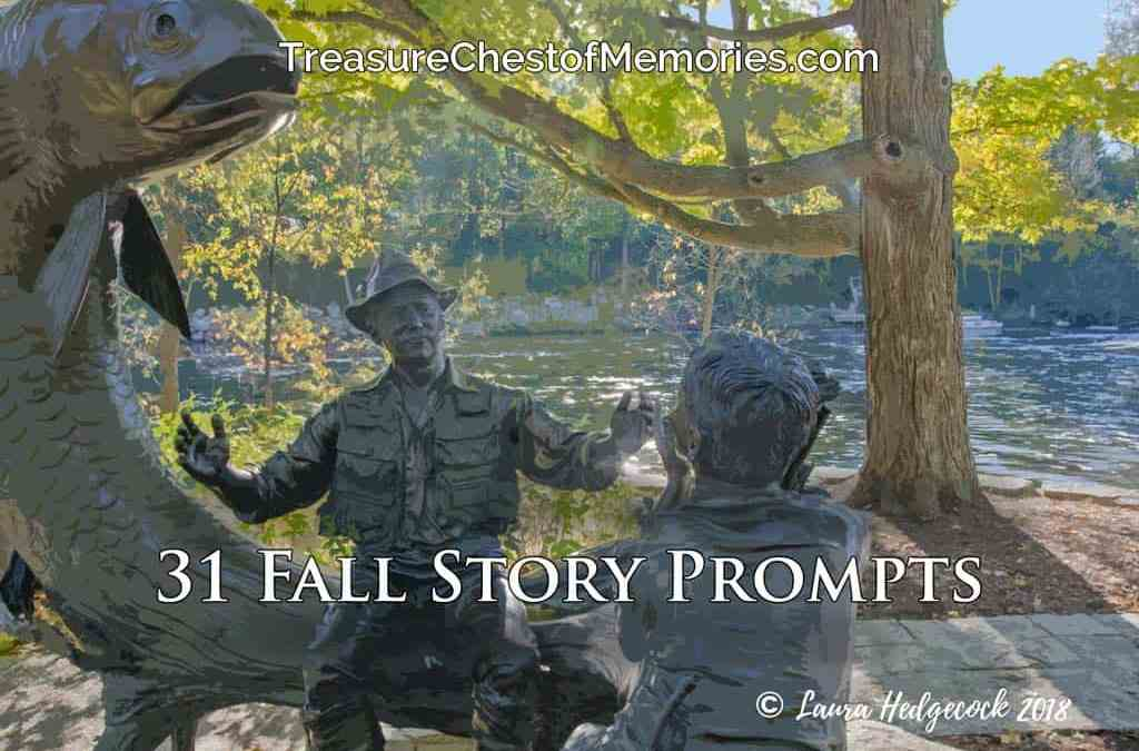 31 Fall Story Prompts