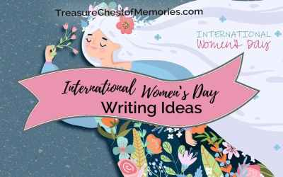 7 International Women's Day Writing Ideas