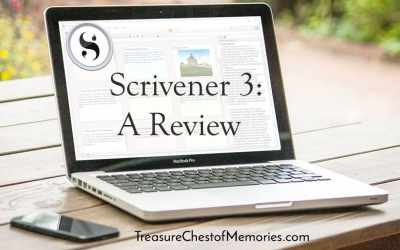 Scrivener 3: A Review